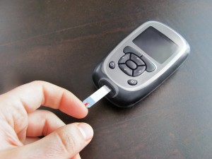 Blood Glucose Meter for Diabetics